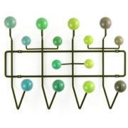 hang it all verde, multi-tonalità