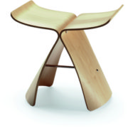 Butterfly Stool Design Sori Yanagi, 1954
